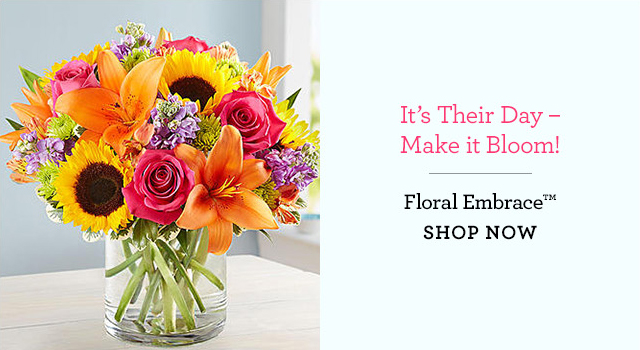 """It's Their Day - Make it Bloom! 