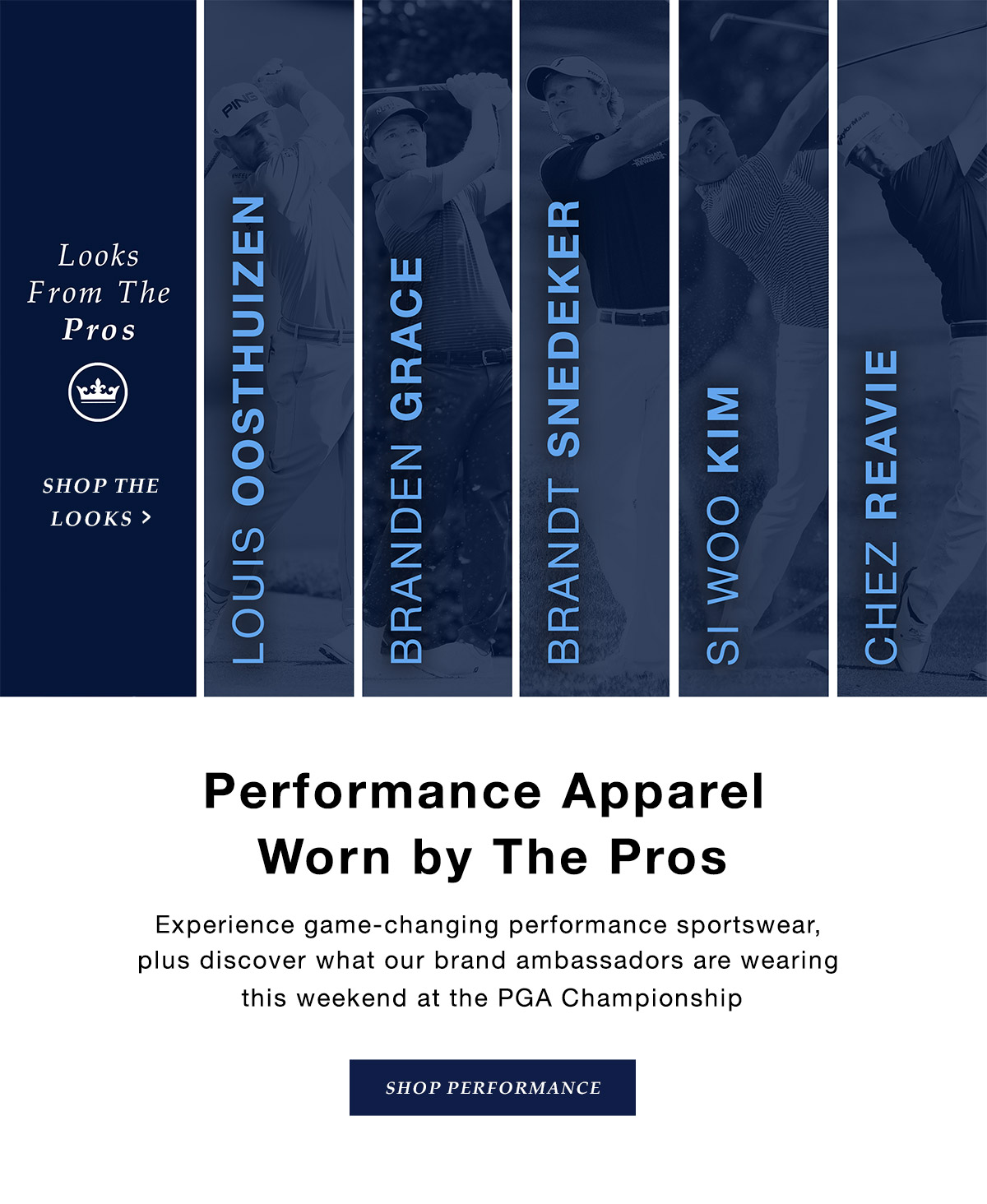 Looks From The Pros