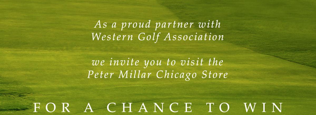 Visit Peter Millar Chicago