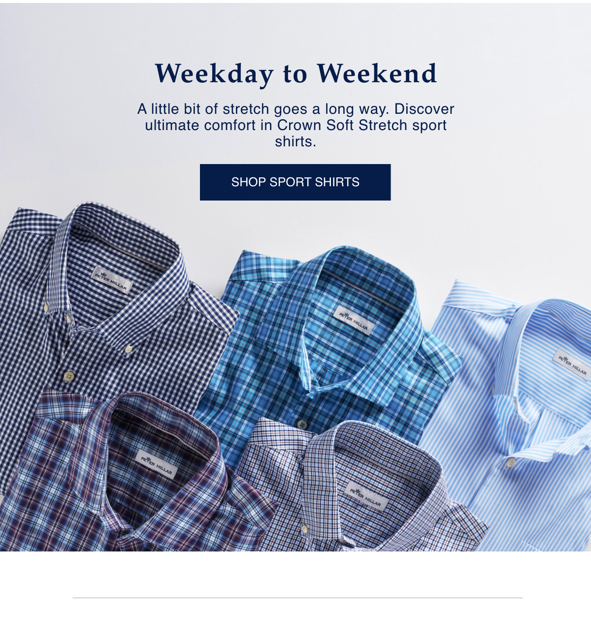 Weekday to Weekend | SHOP SPORT SHIRTS