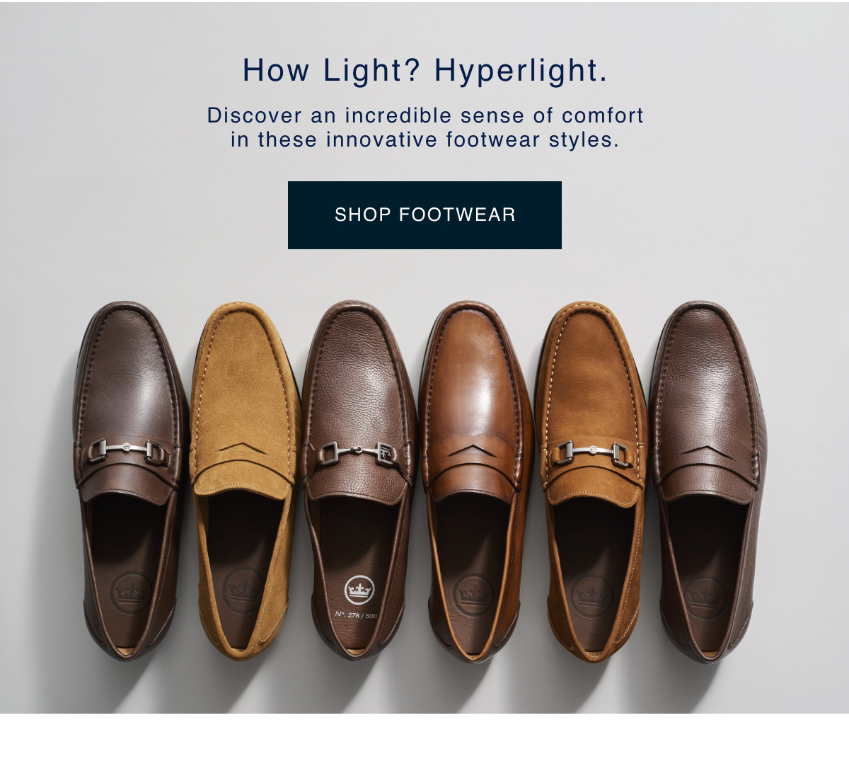 How Light? Hyperlight. | SHOP FOOTWEAR