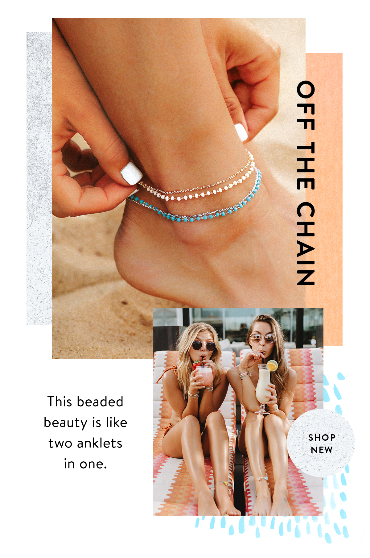 Off the Chain | SHOP NEW >