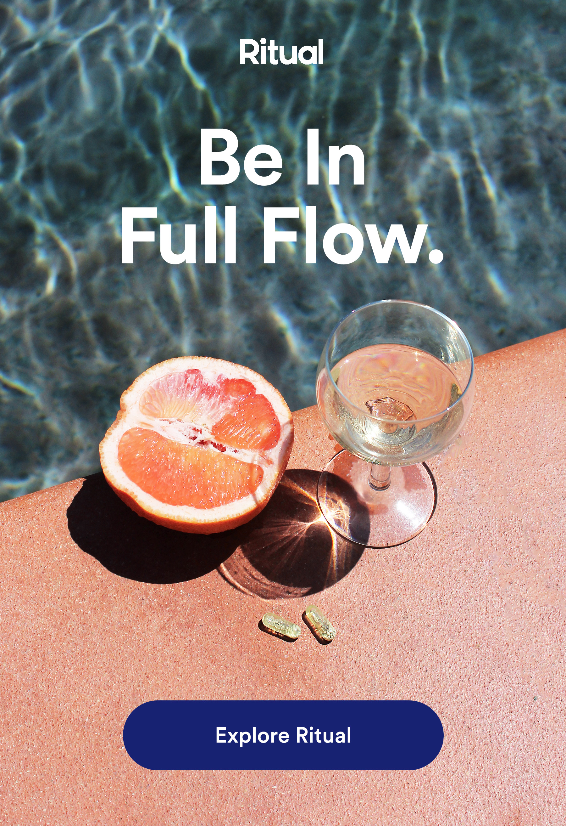 Ritual | Be In Full Flow. - Explore Ritual