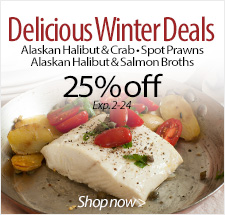 Delicious Winter Deals 25% Off - Shop Now