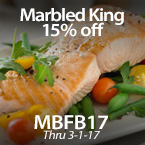 Marbled King Salmon - 15% Off