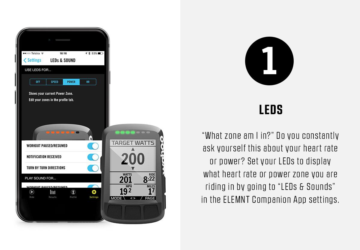 1. LEDS