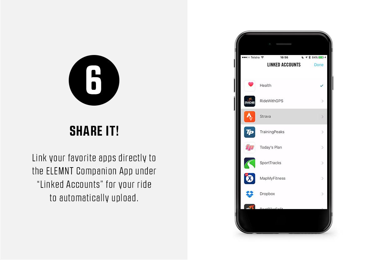 6. Share it!