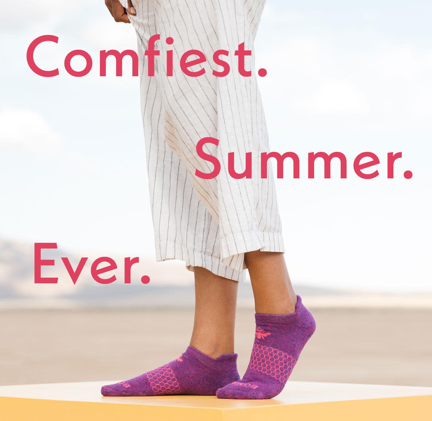 Comfiest. Summer. Ever.