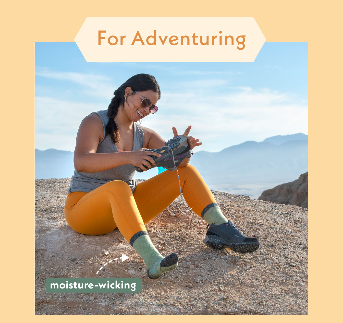 For Adventuring