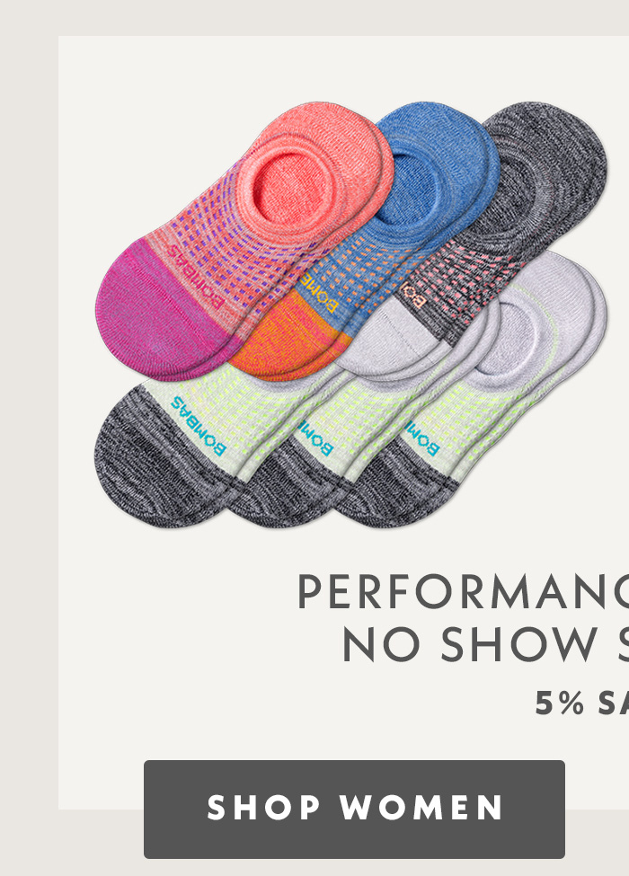 Performance Cushioned No Show Sock 6 Pack. Shop Women
