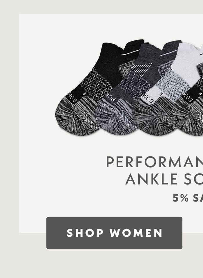 Performance Running Ankle Sock 6 Pack. Shop Women