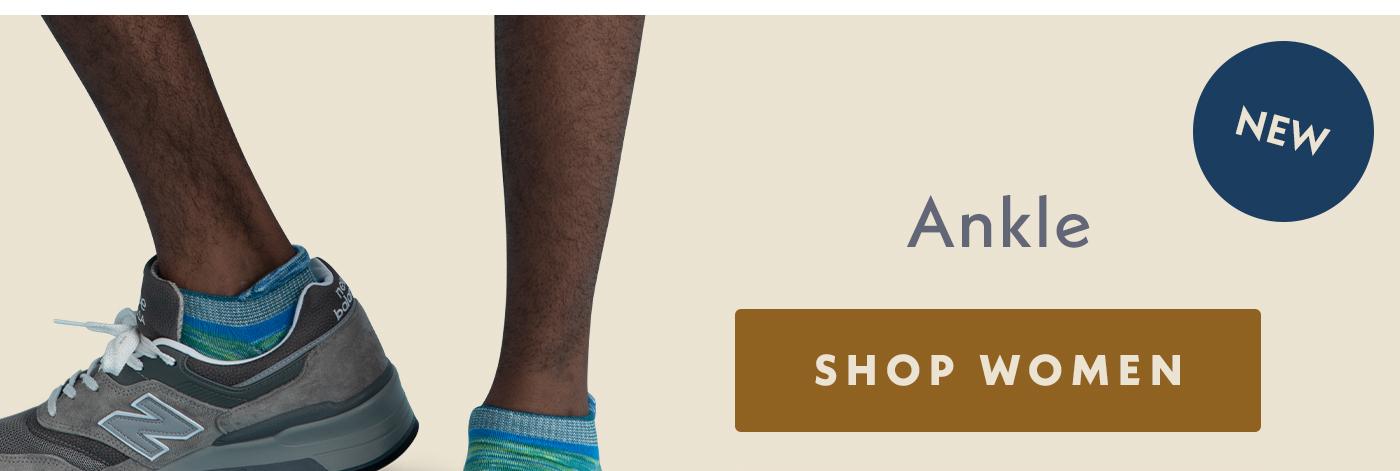 NEW | Ankle | SHOP WOMEN